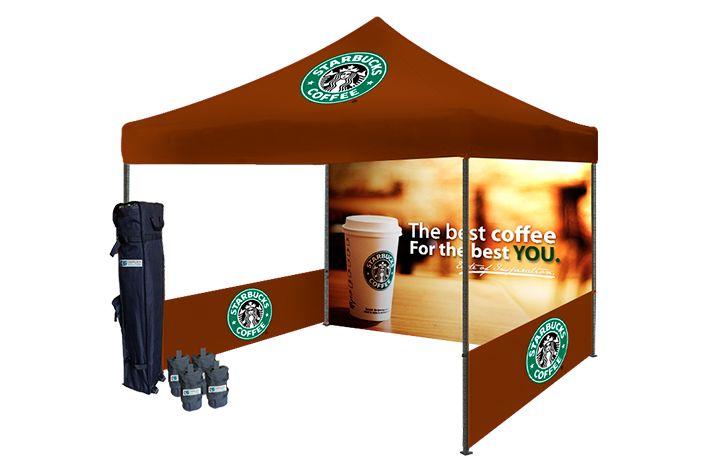 Canopy printed tents Jumboprinters