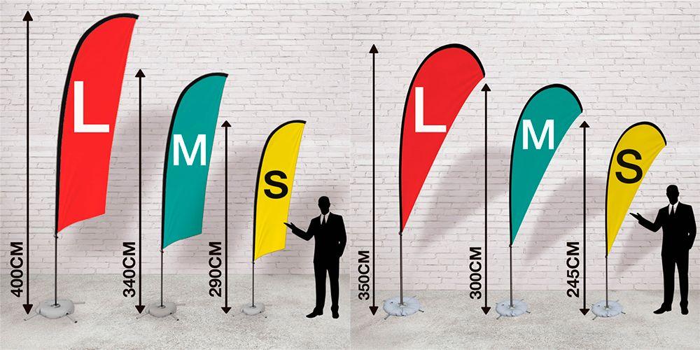 Fly banner surf impreso