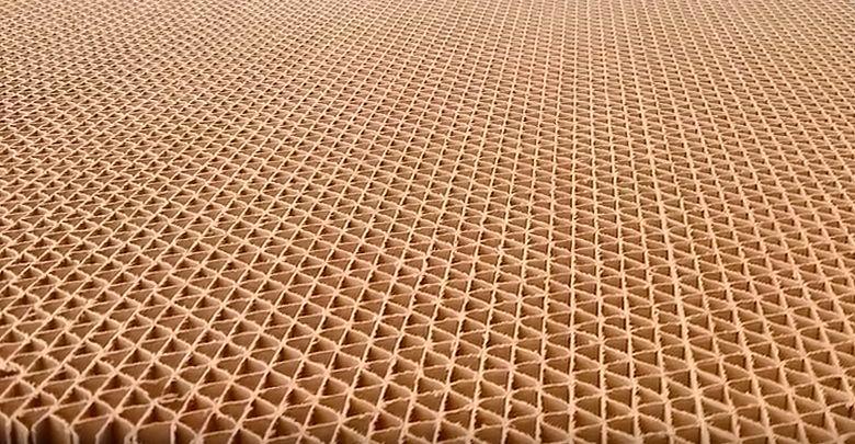 Cartón nido abeja impreso Soportes rígidos