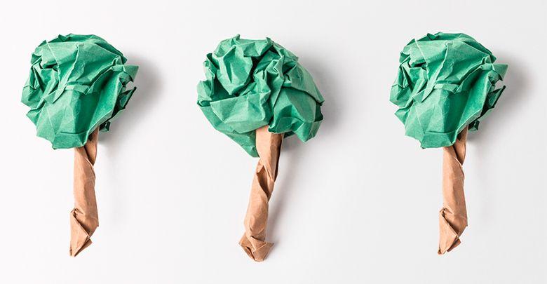 Productos ecológicos impresos