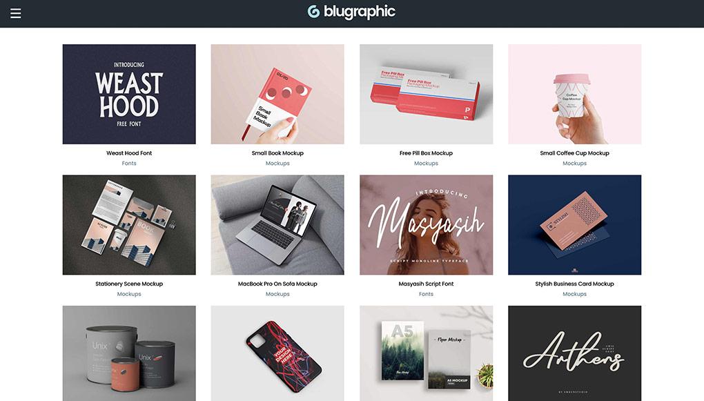 Imprenta online gran formato programa diseño gráfico blugraphic
