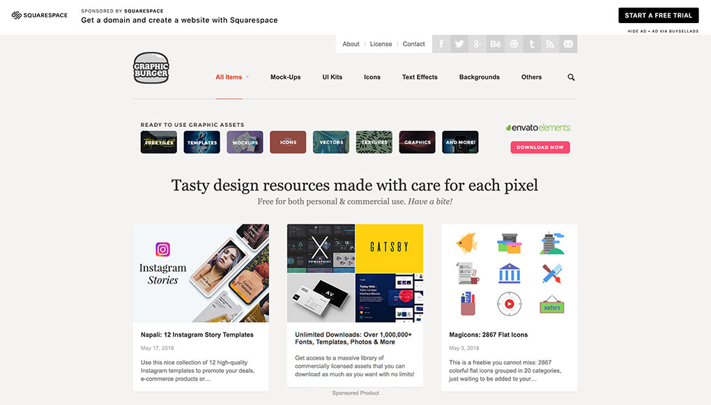 Imprenta online gran formato programa diseño gráfico graphic burger