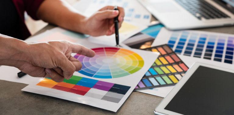 Impresión gran formato colores