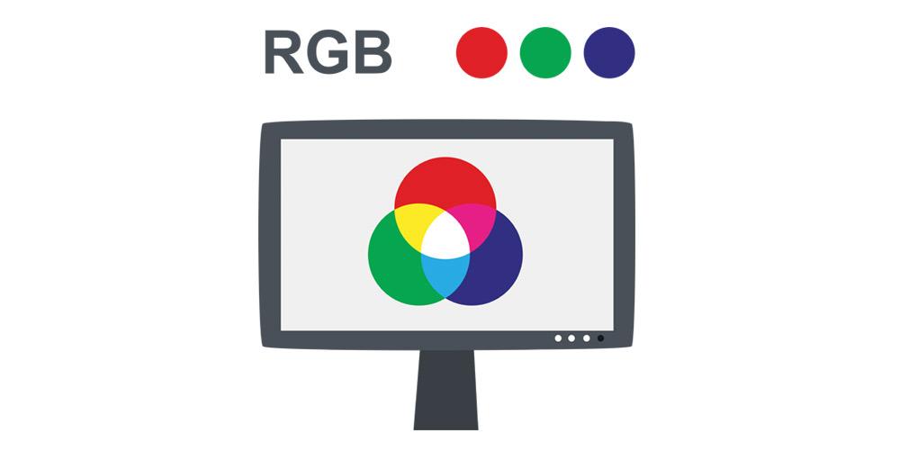 Impresión gran formato rgb