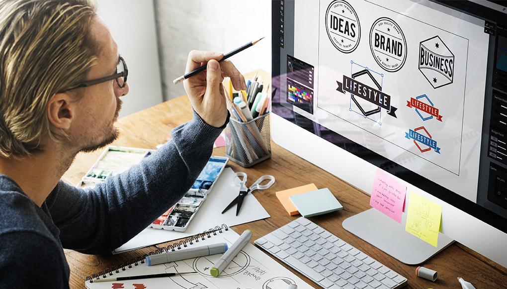 creación logotipo marcas