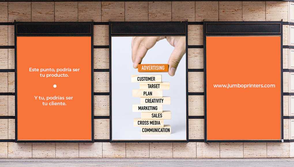 imprimir posters publicidad exterior
