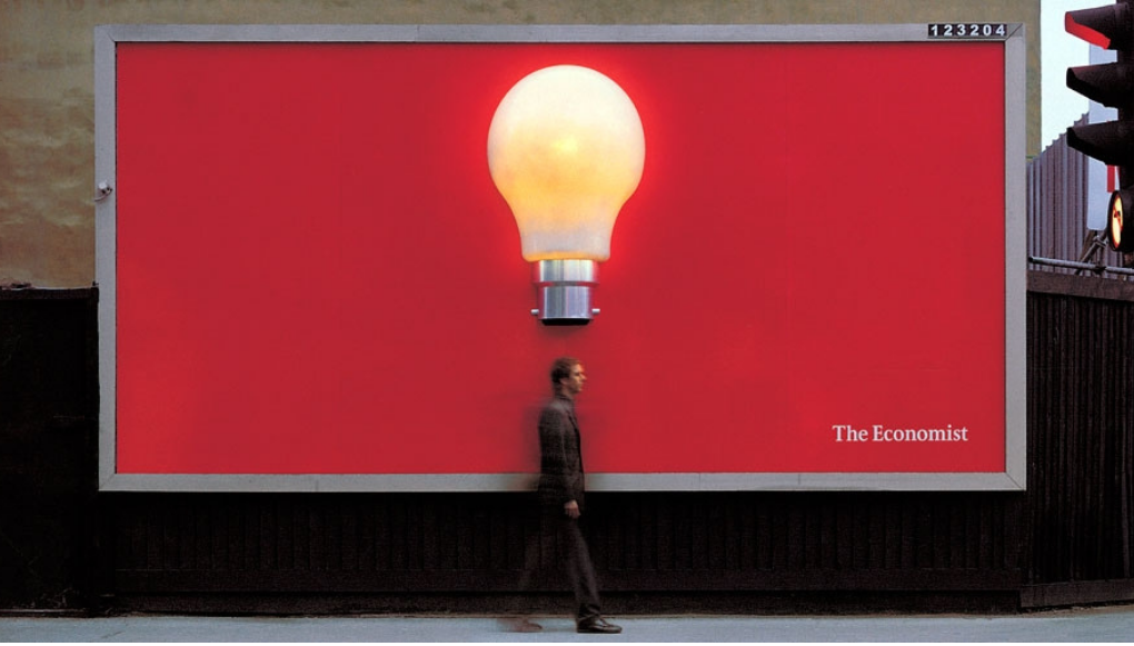 the economist imprimir posters publicidad exterior