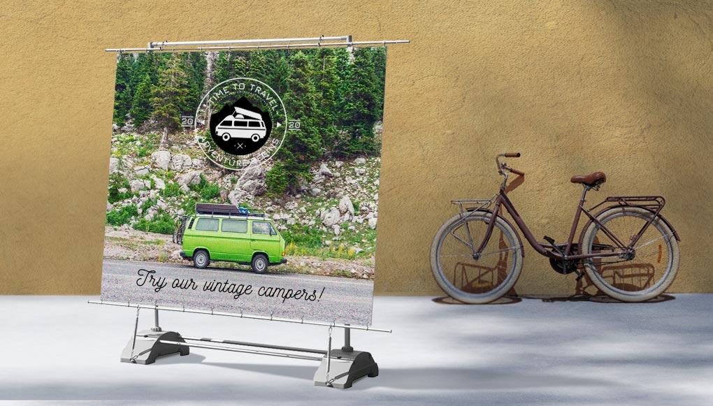 Comunicación exterior photocall personalizado