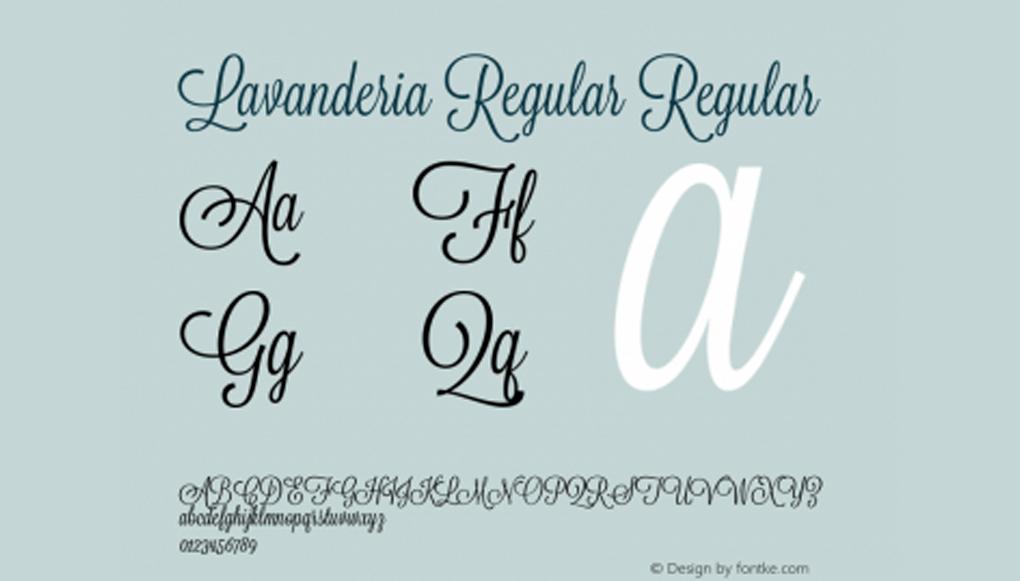 tipografías lavanderia imprimir posters